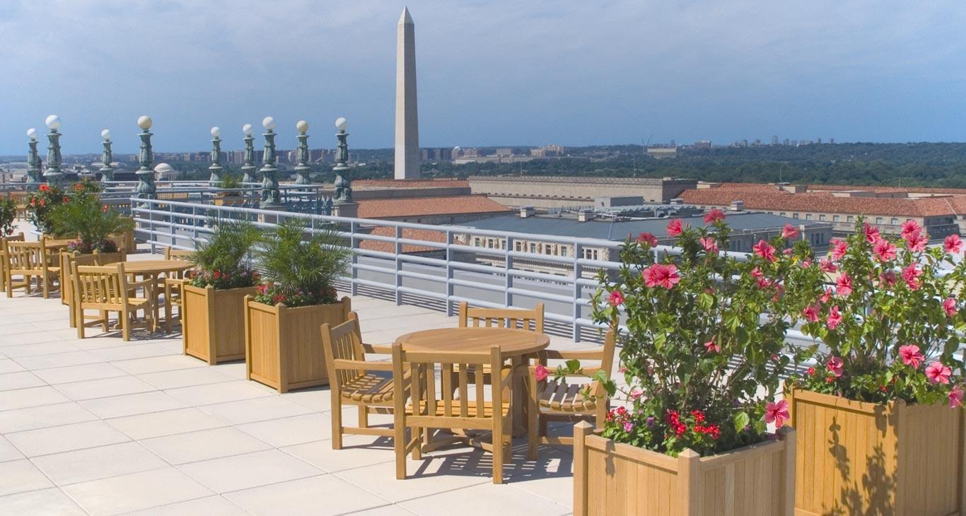 Washington, DC's Premier Source For Outdoor Furniture
